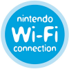 Nintendo Wi-Fi Connection logo (klein)