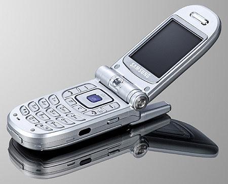 Samsung-gsm met HSDPA-ondersteuning