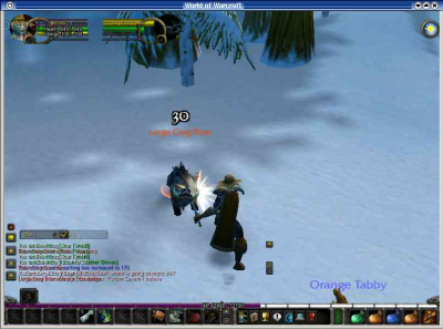 World of Warcraft met CEDEGA