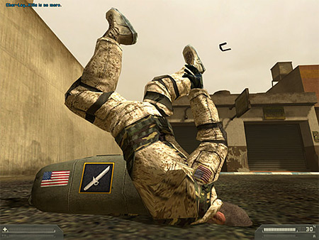 Battlefield 2 screenshot