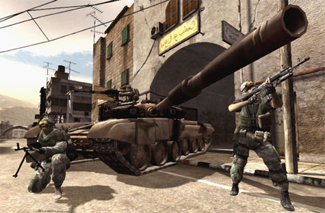 Electronic Arts Battlefield 2-screenshot