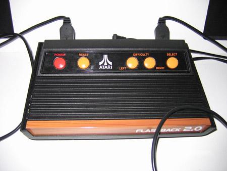 Atari Flashback 2 spelcomputer