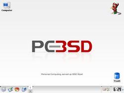 PC-BSD desktop (resized)