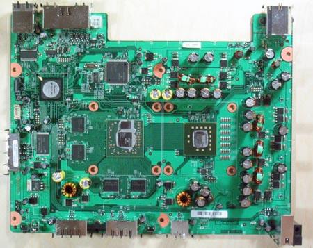 Xbox 360 - moederbord