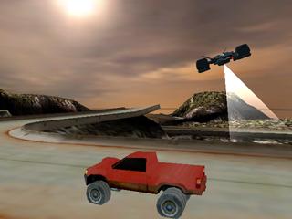 SPMarkJava 2006 - Car Chase 3D
