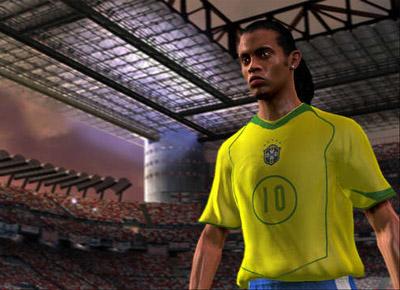 EA Games FIFA '06 - Ronaldinho