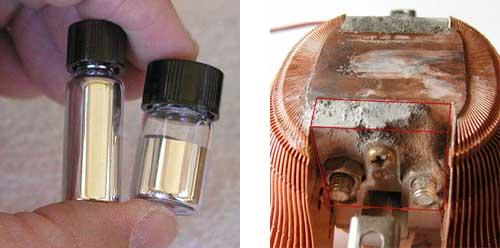 Liquid Metal: oorzaak en gevolg