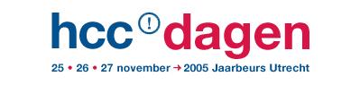 HCC Dagen 2005 - logo