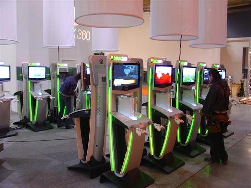 HCC Dagen 2005 - Xbox 360 ensemble