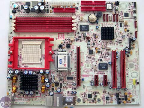 Sapphire PI-A9RX480-moederbord