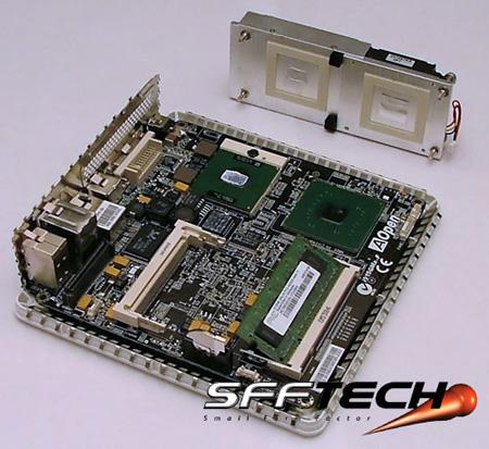 AOpen Mini PC open