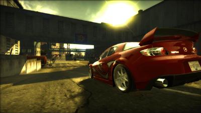 NFS-Most Wanted screenshot