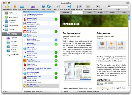 NewsMac Pro