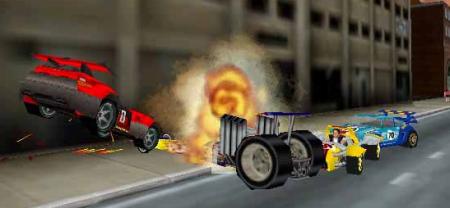 Carmageddon - Een DirectX 3a-spel