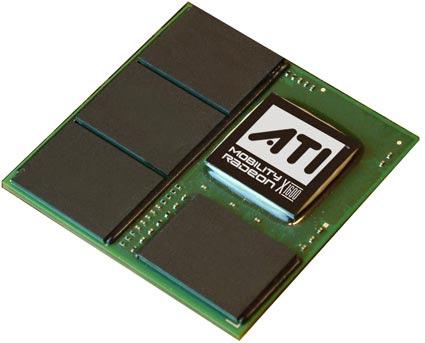 ATI Mobility Radeon X1600