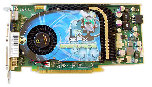 XFX GeForce 6800 GS XXX