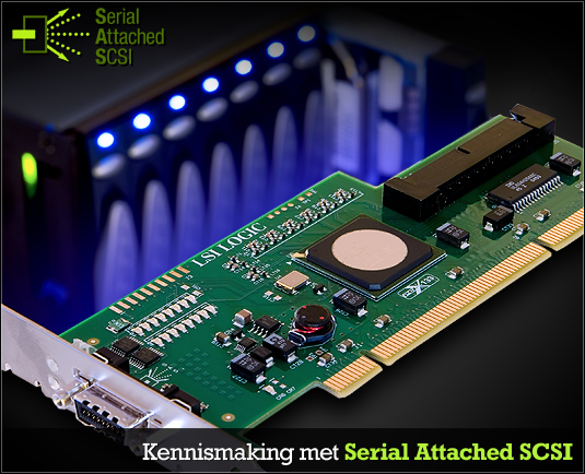 Kennismaking met Serial Attached SCSI intropic