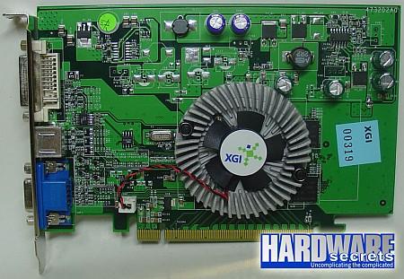 XGI Volari 8300