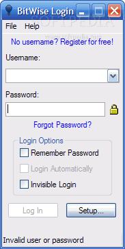 BitWise IM screenshot