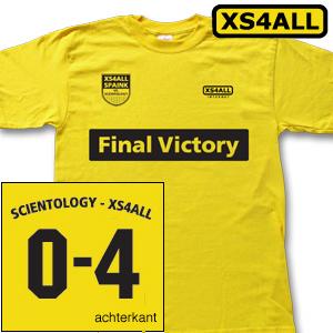 XS4ALL/Scientology shirt