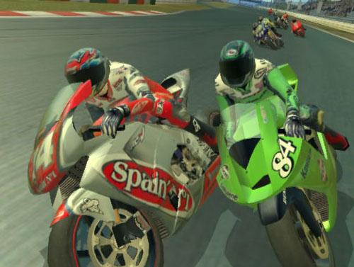 Xbox Live-uitdaging: MotoGP online challenge