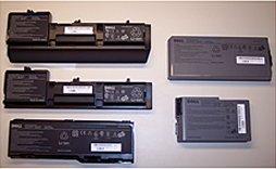 Dell terugroepactie voor batterijen