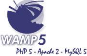 WAMP5 logo