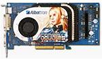 Albatron GeForce 6800 GS (AGP-editie, klein)