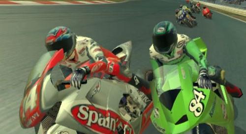 Xbox Live-uitdaging: MotoGP online challenge (breedbeeldversie)