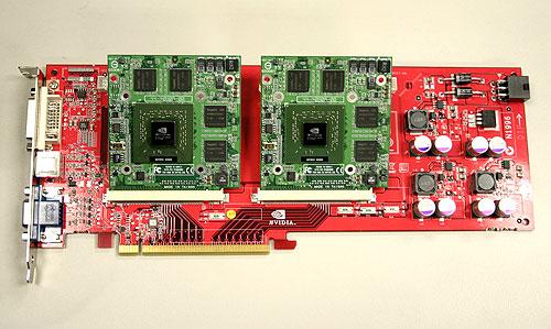 MSI videokaart met MXM-modules
