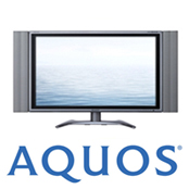 Sharp Aquos lcd-tv