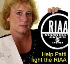 'Fight Goliath'-actie voor Patti Santangelo