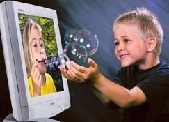 Philips 3d-scherm promoplaatje