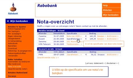 Rabo Notabox