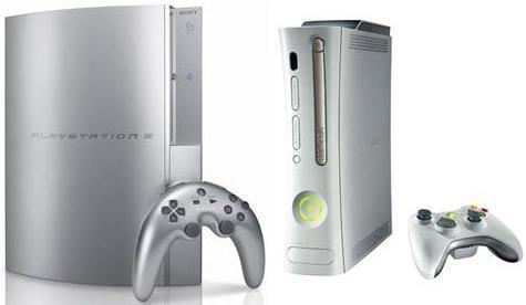 PSP 3 & Xbox 360