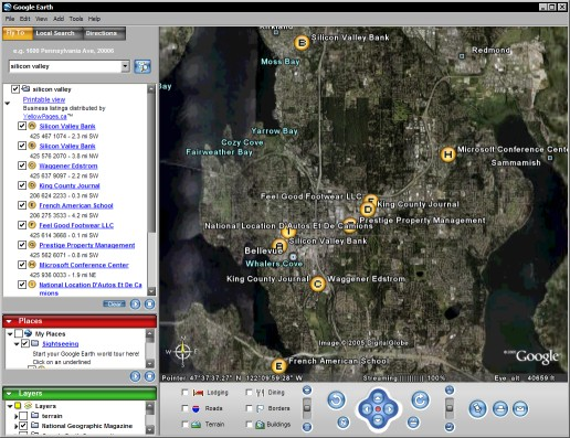 Google Earth 3.0.0762 final (klein)