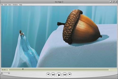 Apple QuickTime 7.0.4 build 80 - Ice Age 2 (klein)