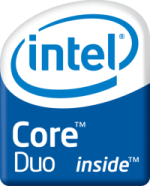 Intel Core Duo logo
