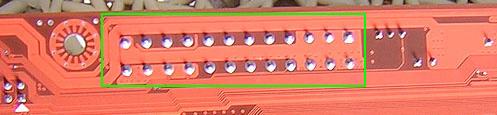 Extra vermogen voor PCI Express: de ATX-connector