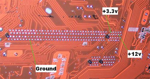 Extra vermogen voor PCI Express: de PCIe-connector