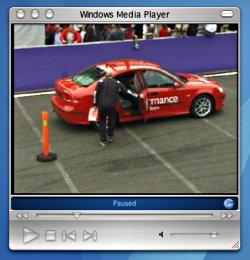 Windows Media Player voor Mac OS X