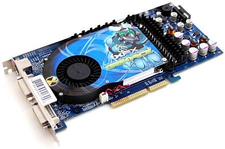 XFX GeForce 6800 GS AGP