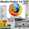 Firefox krantenadvertentie