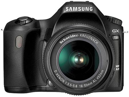 Samsung GX-1S spiegelreflex