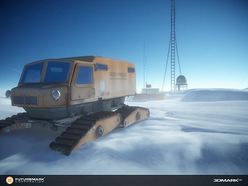 3DMark06 - Deep Freeze (500px)