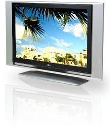 Lcd-tv van LG.Philips