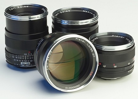 Carl Zeiss ZF-objectieven voor Nikon F-mount