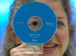 Blu-ray schijfje