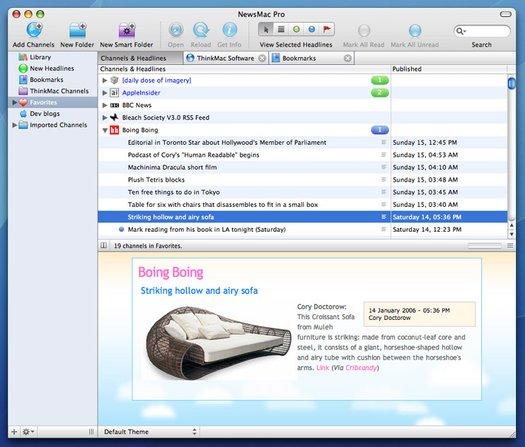 NewsMac Pro 1.2.3