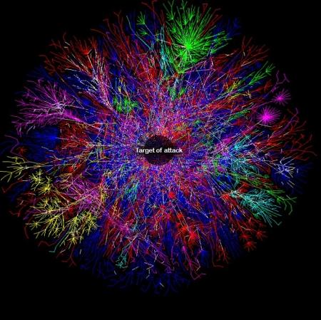 DDoS / botnet / netwerk